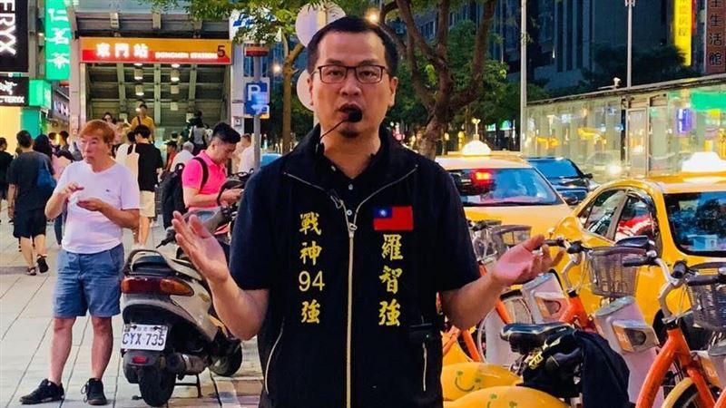 王浩宇稱郝柏村過世「省錢」 羅智強轟:沒人性也該有限度