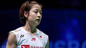 日本羽球好手奧原希望。(圖/取自Badmintonphoto)
