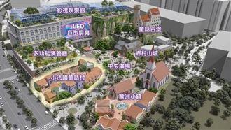 三立影城投百億 蓋台灣首座國際影城