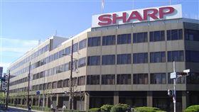 夏普位於日本大阪市阿倍野區的舊總部大樓。(圖/翻攝自維基百科,Otsu4, CC BY-SA 3.0)