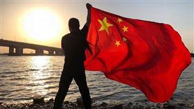 五星旗,護旗手,黃安/翻攝自微博