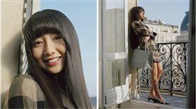 木村心美Cocomi正式成為日本迪奧形象大使,代言涵蓋美妝保養、精品服飾、珠寶所有領域。(圖/品牌提供)