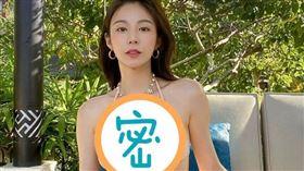 南韓正妹Bora Kim(圖/翻攝自wanna._b臉書)