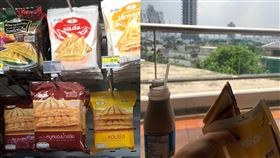 泰國熱壓吐司(圖/記者賴禹妡攝影)