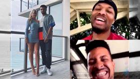 傻眼!官方帳號直播提不雅片球星X毛 NBA,丹佛金塊,Jamal Murray,不雅片,陰毛,Kevin Durant 翻攝自推特