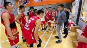 ▲前HBL教練廖楚翔赴陸擔任籃球培訓營執行長。(圖/廖楚翔提供)