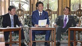 ▲日本首相安倍晉三。(圖/美聯社/達志影像)