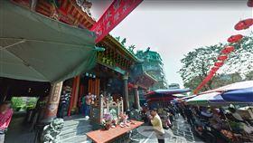 標千萬小豪宅!文昌宮、知名藥廠都出手 國產署標售開紅盤。(圖/翻攝自Google Map)