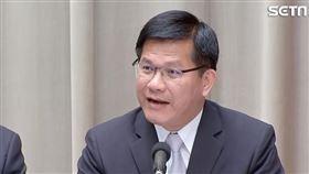 防疫紓困最新政策 行政院召開記者會說明林佳龍