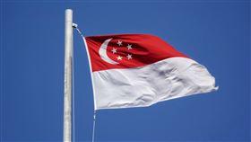 (圖/unsplash)新加坡,國旗