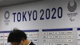 ▲東京奧運延期1年,將保留原本名稱。(圖/美聯社/達志影像)