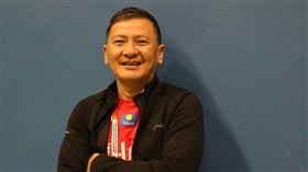 ▲印尼國家羽球隊總教練亨德利。(圖/取自推特)