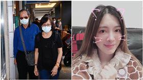劉真父母 記者林聖凱攝影