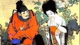 ▲唐朝;宮女;唐玄宗(圖/翻攝自百度百科)