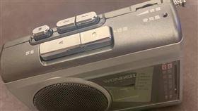 錄音機,卡帶,錄音帶,伍佰,觸控,藍芽(翻攝自 爆廢公社公開版)