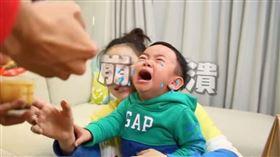 只想餵布丁…蔡桃貴被「他」嚇到崩潰大哭 網笑瘋:是惡夢