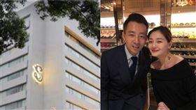 ▲藝人大S先生汪小菲經營的S Hotel為第6間防疫旅館。(圖/微博)