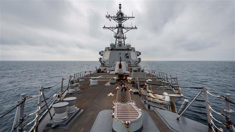 美軍通過台灣海峽還拍照打卡 陳柏惟曝背後超嗆意義