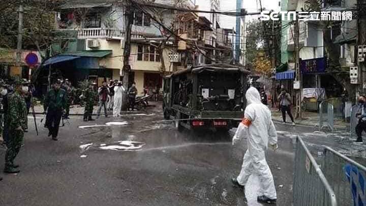 鄰近中國確診數比台灣少 越南「超強防疫」曝光