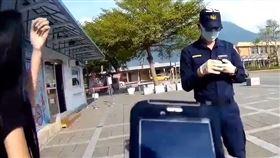 花蓮/ 泰籍女移工居家檢疫失蹤 花蓮警找到了(圖/警方提供)
