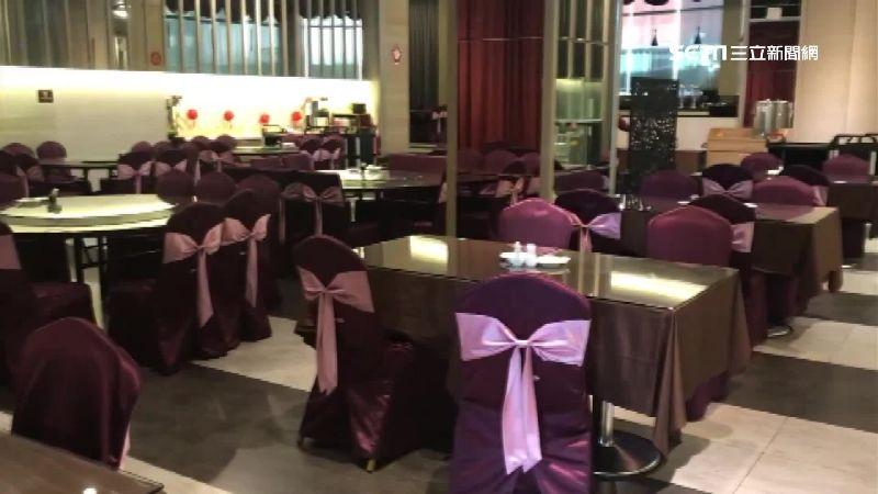 武漢肺炎/先停業!飯店拆客房打造宴會廳 搶9月婚宴商機