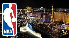 復賽?NBA高管:在拉斯維加斯最好 NBA,復賽,重啟,拉斯維加斯,季後賽 合成圖/翻攝自Pixabay