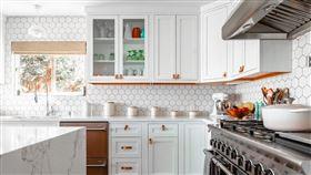 廚房(圖/翻攝自unsplash)