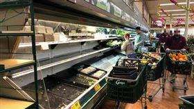 美國,賓州,武漢肺炎,超市,咳嗽(圖/翻攝自臉書專頁Gerrity's