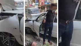 車禍,台南,麻豆,爆衝