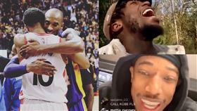 如何激怒柯比?迪羅森:他那次氣炸了 NBA,洛杉磯湖人,Kobe Bryant,多倫多暴龍,DeMar DeRozan 翻攝自DeMar DeRozan IG