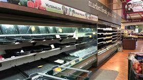 美國,賓州,武漢肺炎,超市,咳嗽(圖/翻攝自臉書專頁Gerrity's Supermarket)