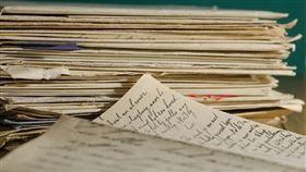 信件、郵件、寄信、信封、送信、郵差(圖/Pixabay)