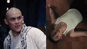 陳奕當兵前演出的《方世玉之決戰水怪》正式播出。(圖/翻攝自微博)