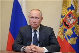 俄國總理普丁(圖/翻攝自@KremlinRussia_E推特)