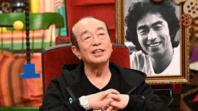 志村健35歲時所屬搞笑團體「漂流者」。(圖/翻攝自YouTube)