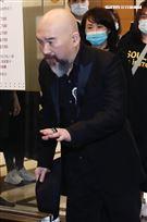 辛龍劉真靈堂最後一天 記者林聖凱攝影