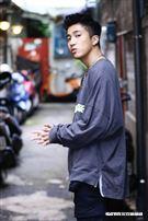 婁峻碩接受三立新聞網專訪。(圖/記者林聖凱攝影)