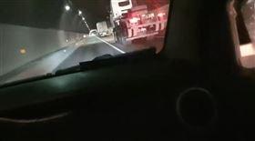 為搭上包機…湖北台人通宵趕千里路:還有很多人無法回台灣。(圖/翻攝畫面)