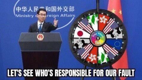 疫情責任全推別人!小川普嗆爆中國 「苦主轉盤」有台灣