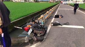 車禍,對撞,機車,4貼,宜蘭