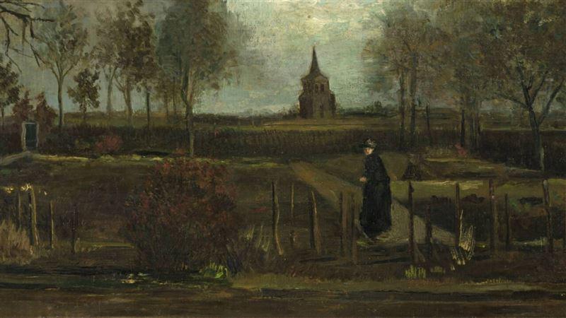 驚!荷蘭博物館因疫情關閉 小偷趁機竊走「梵谷名畫」