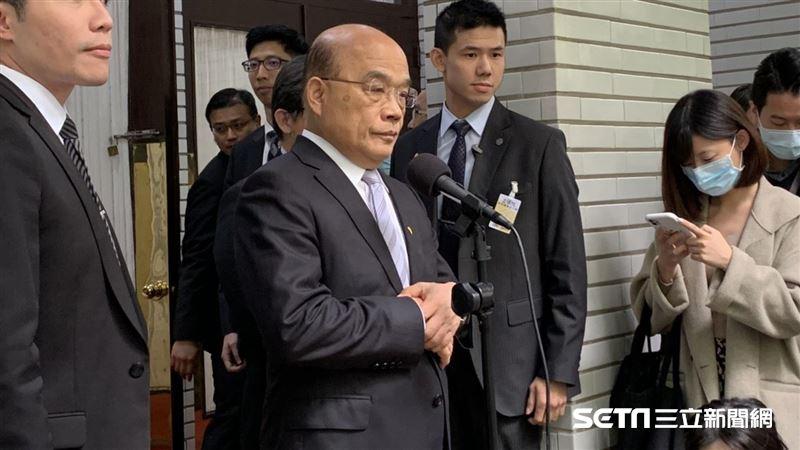 陳玉珍稱「台灣不是國家」 蘇貞昌:那他就沒資格當立委