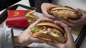 麥當勞,頂呱呱。(圖/業者提供)