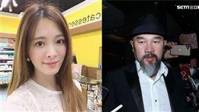 辛龍、劉真(圖/記者邱榮吉攝影)