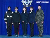 海軍採用知名品牌,照顧官兵精神及滿足官兵穿著實際需求。(記者邱榮吉/攝影)