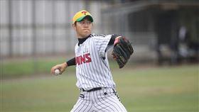 ▲LG雙子無名投手李相圭(暫譯,이상규)退伍後球速大幅提升。(圖/LG雙子球團提供)