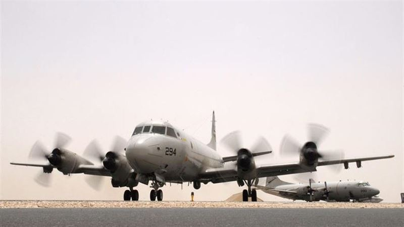 美軍機台灣周邊海域飛行 3月以來第4度