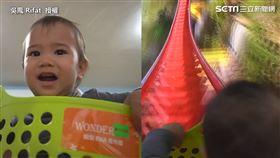 女兒初體驗另類「雲霄飛車」 吳鳳自帶遊戲音效笑翻網