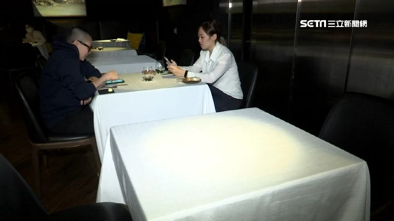 獨/餐廳防疫!桌間距拉大、減接客數