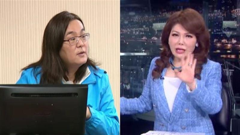 陳玉珍喊「台灣不是國家」 張雅琴嗆:站在習大大那邊